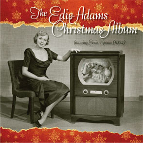 The Edie Adams Christmas CD